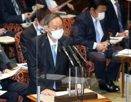 首相、首都圏再延長を改めて表明