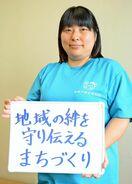 <参院選さが2019>候補者へ・青年団 古賀絵梨子さん(…