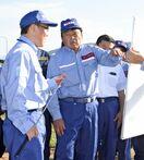 <佐賀豪雨>「六角川全体で再発防止策」 国交相、知事との…