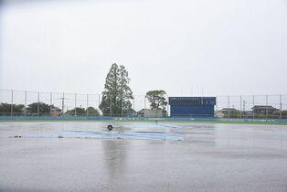 SSP杯高校野球、試合開始予定時…