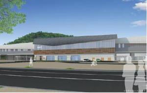 武雄市が鉄道・運輸機構に要望した「温泉街になじむ歴史と新しさを感じる駅」