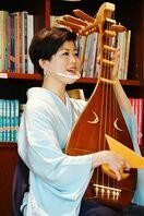 〈LIVE〉琵琶奏者・北原さん、10日にミニコンサート …