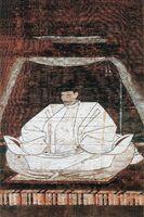 豊臣秀吉画像(佐賀県立名護屋城博物館所蔵)