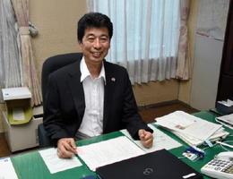 ◎【談話室】佐賀市副市長に就任した馬場範雪さん(55)