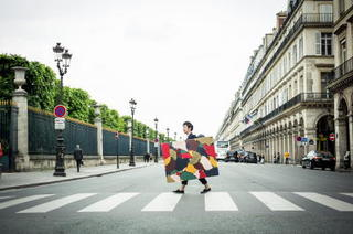 BOND IN PARIS 冨永ボンド・パリへの挑戦