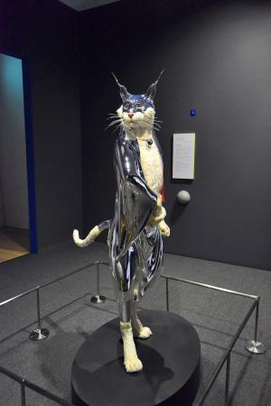 現代アートの「ドラえもん展」