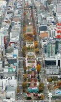 マラソン競歩発着は札幌大通公園