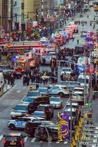 NYで爆弾テロ、3人負傷