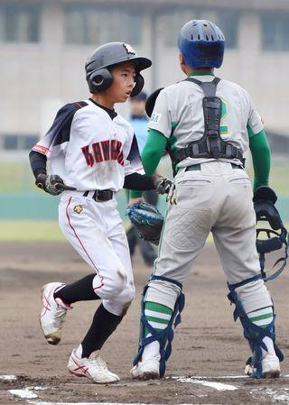 三根ボーイズなど5回戦進出 学童軟式野球・第8日