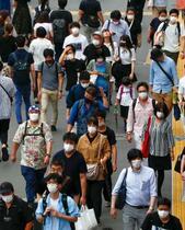 東京で新たに131人コロナ感染