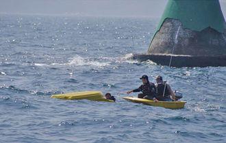唐津湾の海難事故36隻 17年2…