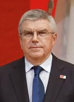 IOC会長、予定通り実施へ全力