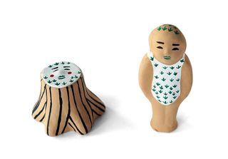 九州の伝統工芸を融合 森のヒミツCOMPANY展