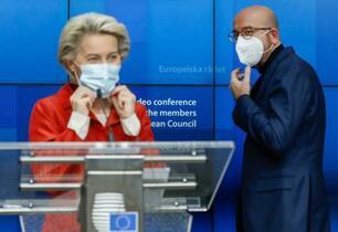 EU、医療崩壊阻止に全力