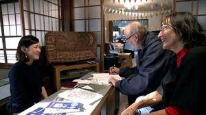 黒川さんのゲストハウスをフランス人観光客が訪れたその後の展開は?