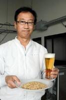 宗政酒造が県産麦芽100%で仕込んだ地ビール「NOMAMBA(のまんば)」