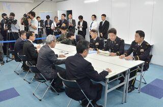 神埼陸自ヘリ事故の同型機、飛行再開方針を伝達 防衛省、県と3市町に