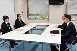 <新幹線長崎ルート>協議実現狙い国が譲歩 佐賀県は「精査」、警戒崩さず