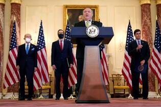 米、イランへの武器禁輸維持