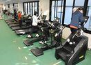 【動画】SAGAプラザ総合体育館トレーニング場装い新たに…