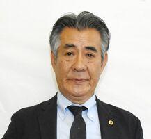唐津キャッスルライオンズクラブの小林一幸会長