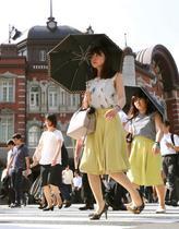 京都市で7日連続38度超