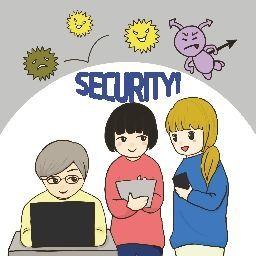 ジンジン博士のケータイ新書 サイバーセキュリティーは全員参加を
