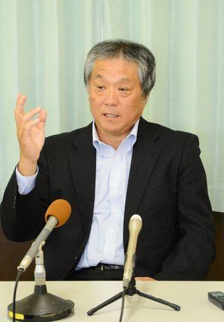 <玄海町長選初当選>脇山伸太郎氏に聞く