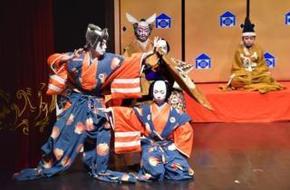 ウラジオストクで歌舞伎