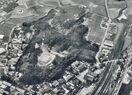 <きやぶ今昔物語>千塔山(6)駅前台地開発、町計画に