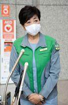 東京都の警戒指標、引き上げ検討
