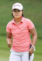 米女子ゴルフ、19歳畑岡初優勝