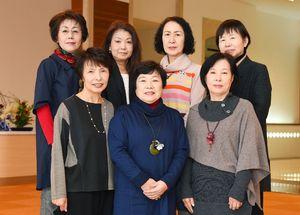 神埼組佛教婦人会連盟(宮地輝美会長)