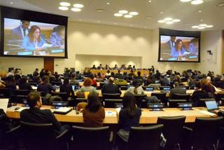 国連、日本主導で医療普及を議論