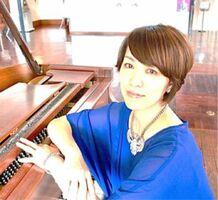 ピアノ奏者の石川敦子さん