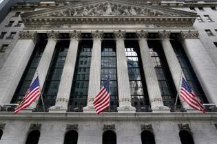 NY株最高値、229ドル高