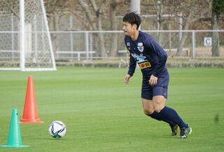 豊田「背中で引っ張る」 サガンJ1参戦10年目 100ゴール「達成したい目標」