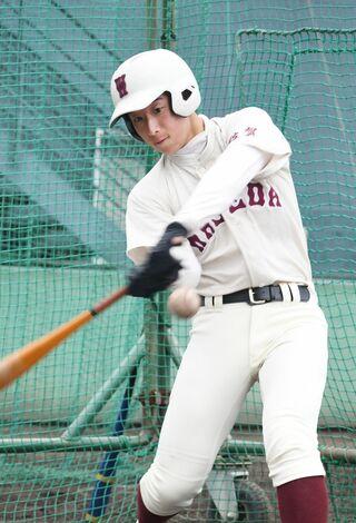 <SSP杯 高校野球>早稲田佐賀 穴のない「攻撃野球」