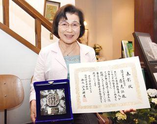 県音楽協会賞に原克江さん