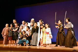 【動画】10周年、結束の演技配信 多久ミュージカルカンパニー 記念公演、10月31日からネット公開