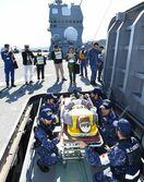 佐賀県が福岡、長崎と3県連携で原子力防災訓練 離島避難、…
