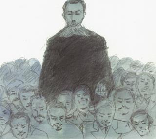 小説「威風堂々 幕末佐賀風雲録」(383)