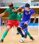 日本、モロッコに敗れる