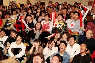 ラグビーW杯 佐賀県庁でPV、6…