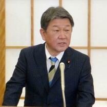 日米外相、同盟強化の実現で一致