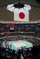 柔道の全日本選手権、異例の延期