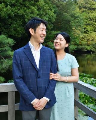 絢子さまと守谷さん婚約