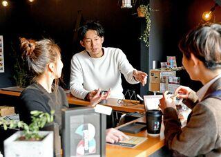 未来見据え街をデザイン 佐賀市中央大通りに多店舗展開・船津脩平さん