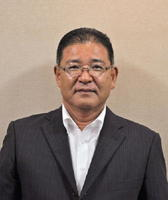 佐賀税務署長に着任した中野浩二さん