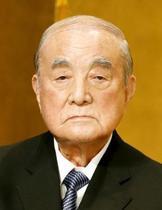 中曽根元首相が100歳